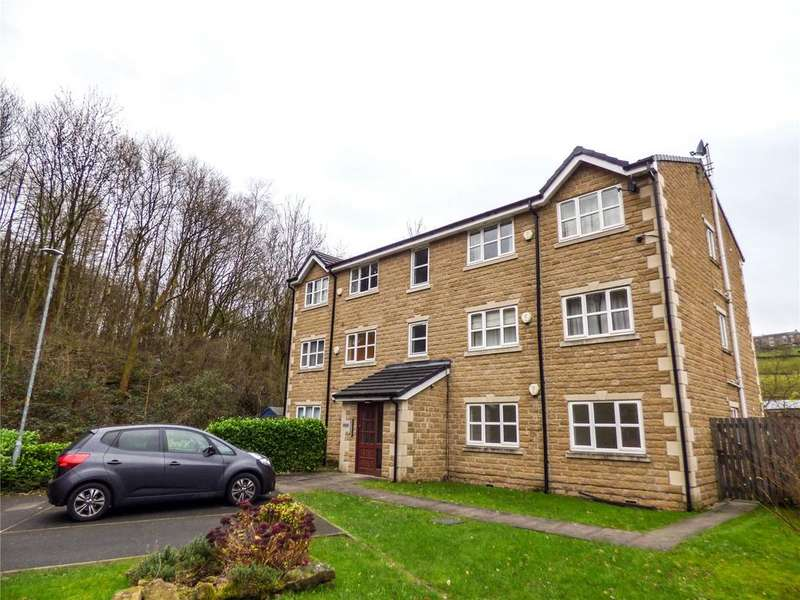 2 Bedrooms Apartment Flat for sale in Tame Valley Close, Mossley, Ashton-under-lyne, Lancashire, OL5