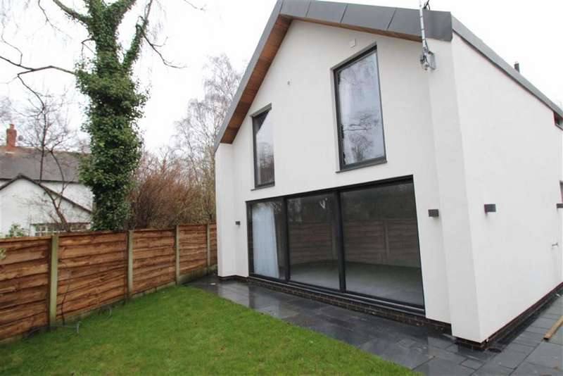 4 Bedrooms Detached House for rent in Mayfield Road, Timperley, Altrincham