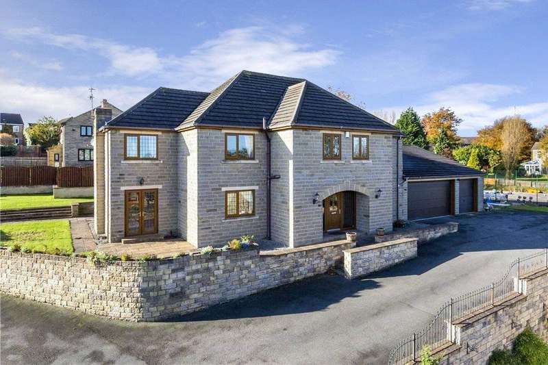 5 Bedrooms Detached House for sale in Sorrin Close, Idle, Bradford, West Yorkshire