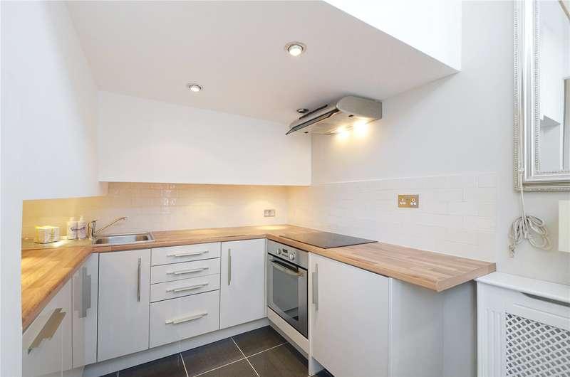 1 Bedroom Flat for sale in Tasso Road, London, W6