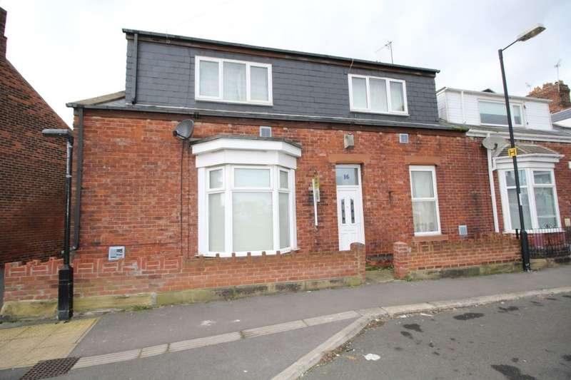 4 Bedrooms Property for rent in Rosebery Street, Monkwearmouth, Sunderland, SR5
