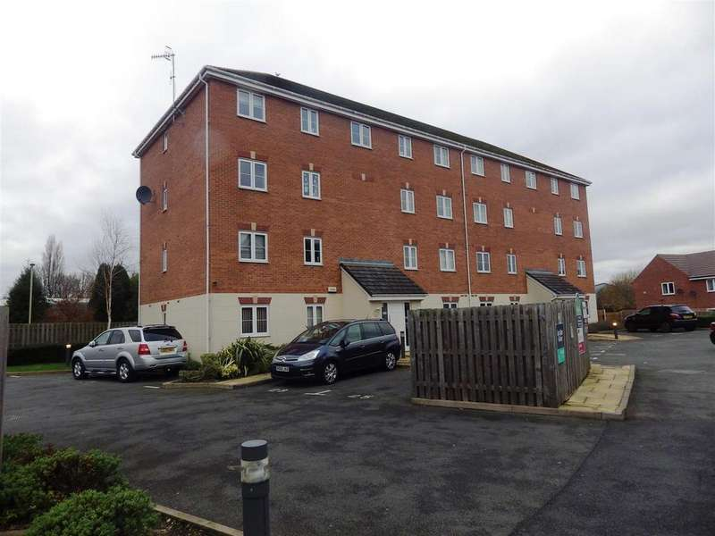 2 Bedrooms Flat for sale in Quayside Walk, Netherton, Dudley