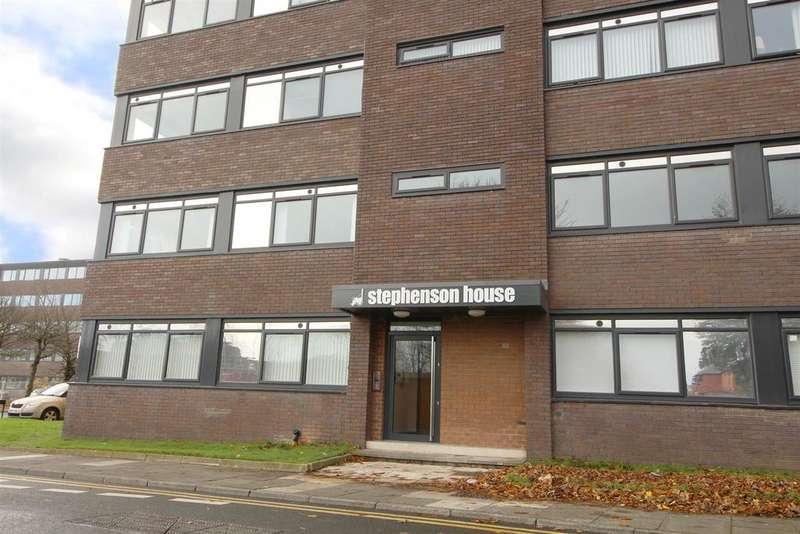 1 Bedroom Flat for sale in Stephenson Street, North Shields