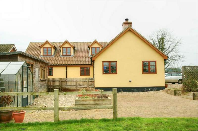 5 Bedrooms Detached House for sale in Swamp Lane, NR17 1LH, Great Ellingham, ATTLEBOROUGH, Norfolk