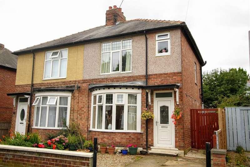3 Bedrooms Semi Detached House for sale in Davison Road, Darlington