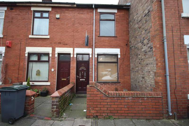 2 Bedrooms Terraced House for sale in Wilks Street, Tunstall, Stoke On Trent