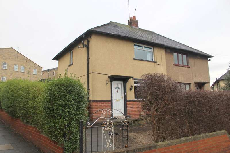 2 Bedrooms Semi Detached House for sale in Westdale Gardens, Pudsey, LS28