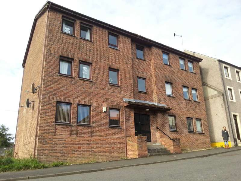 3 Bedrooms Flat for sale in Springwell Place, Stewarton