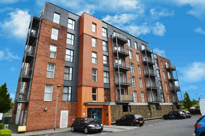 1 Bedroom Apartment Flat for rent in Stillwater Drive, New East Manchester