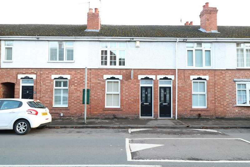 3 Bedrooms Terraced House for rent in Albion Street, Kenilworth