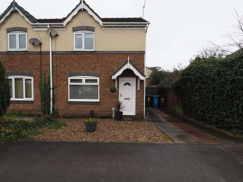 2 Bedrooms Semi Detached House for sale in Appledore Close, Victoria Dock, Hull, hu9 1pz