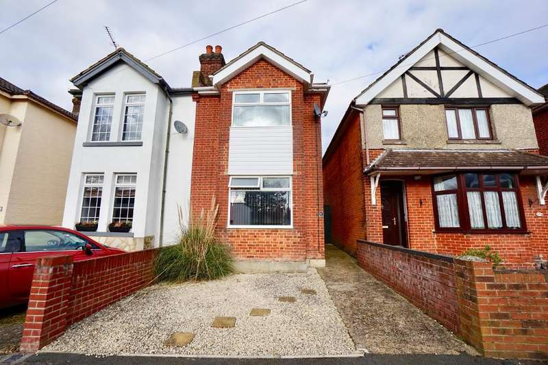 3 Bedrooms Semi Detached House for sale in Portchester Road, Woolston, Southampton, SO19 2JA
