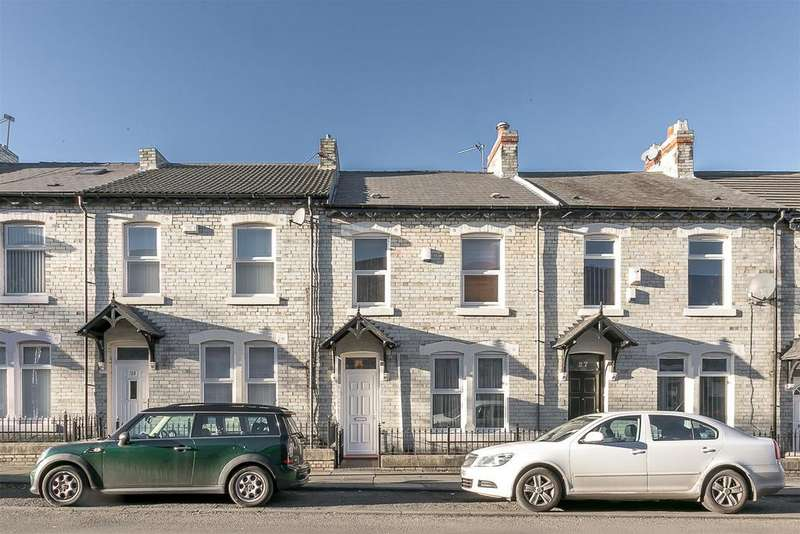 3 Bedrooms Terraced House for sale in Croydon Road, Fenham, Newcastle upon Tyne