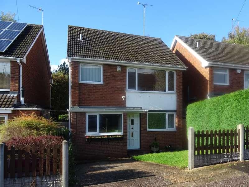 3 Bedrooms Detached House for sale in Copperbeech Close, Harborne, Birmingham, B32 2HT