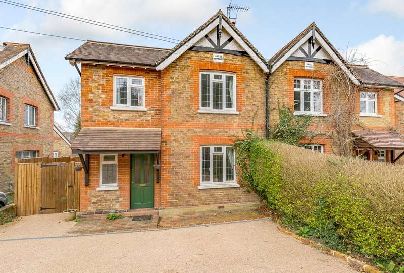 3 Bedrooms Semi Detached House for rent in Guildford
