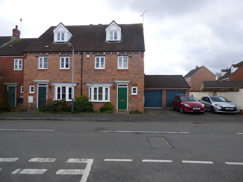 3 Bedrooms Semi Detached House for sale in Portia Way, Heathcote