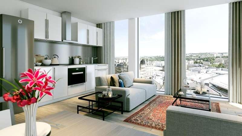 1 Bedroom Flat for sale in Charles Street, The Xchange, Bradford