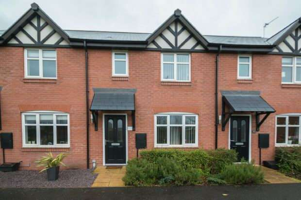 3 Bedrooms Terraced House for sale in Maximus Drive, Broadheath, Altrincham