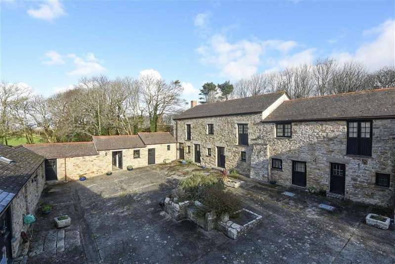 11 Bedrooms Detached House for sale in Illogan Churchtown, Redruth, Cornwall, TR16
