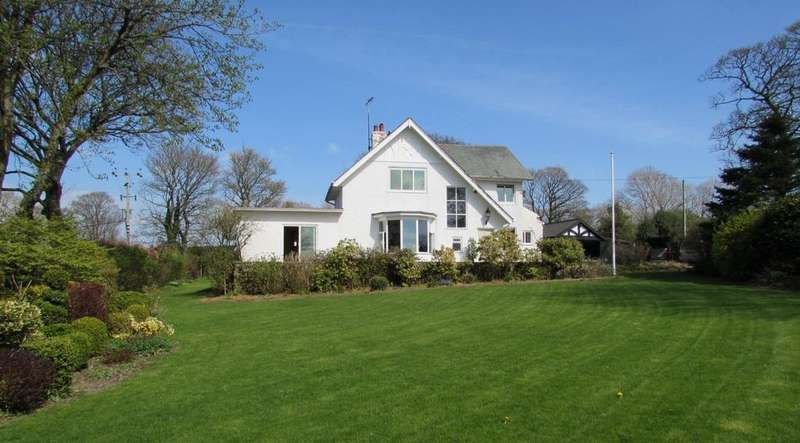 2 Bedrooms Detached House for sale in Middop, Near Gisburn, Clitheroe BB7