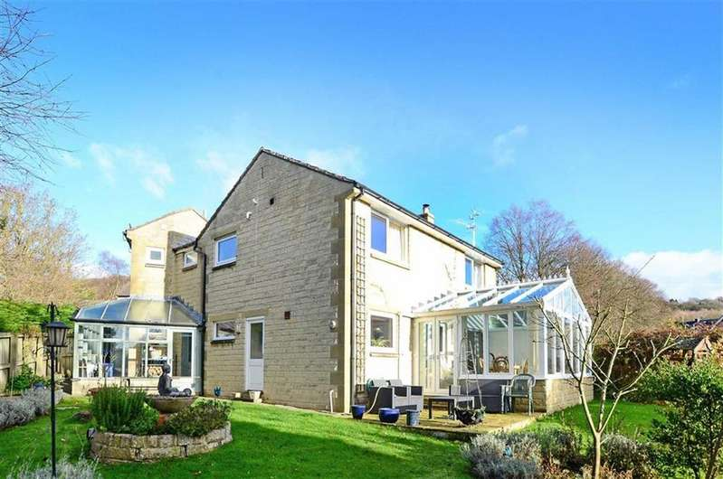 4 Bedrooms Detached House for sale in Pencarrow, Whitworth Road, Darley Dale, Matlock, Derbyshire, DE4