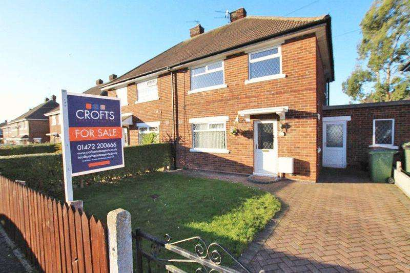 3 Bedrooms Semi Detached House for sale in CHATSWORTH PLACE, CLEETHORPES