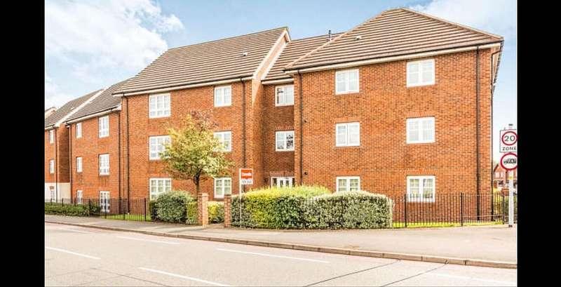 2 Bedrooms Flat for rent in Kellner Gardens, Oldbury, West Midlands, B69 3DX