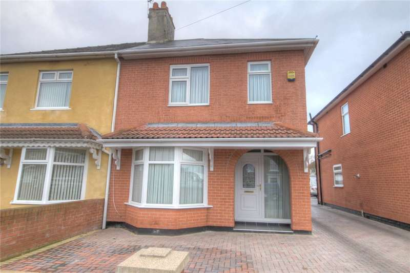 3 Bedrooms Semi Detached House for sale in Yarm Road, Darlington, County Durham, DL1