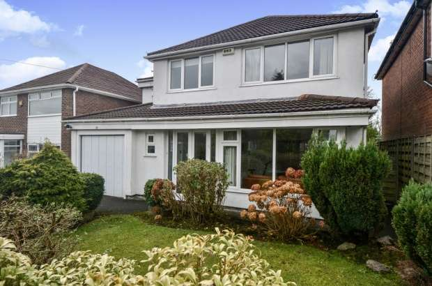 4 Bedrooms Detached House for sale in Ferndale Avenue, Manchester, Greater Manchester, M45 7QP