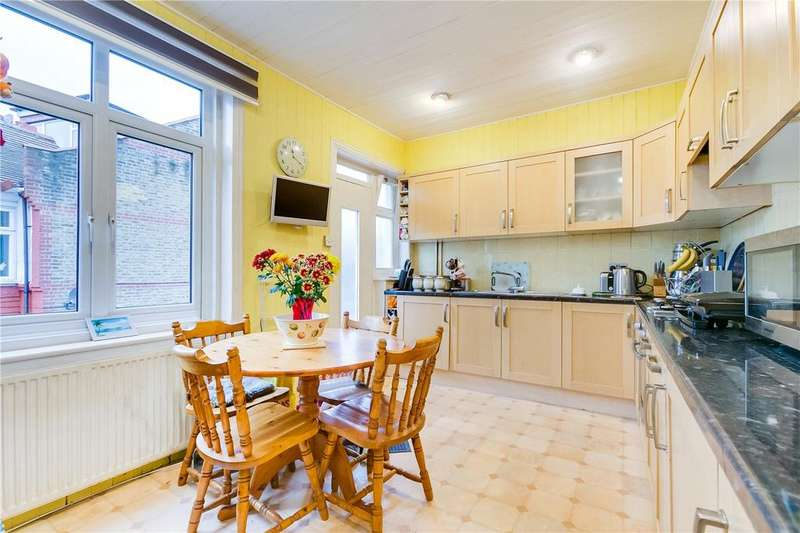 2 Bedrooms Maisonette Flat for sale in Fulham Palace Road, London, W6