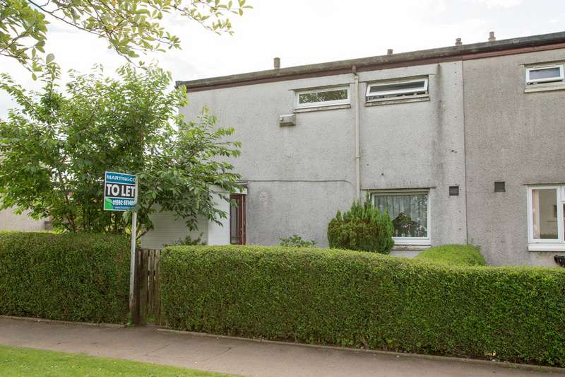 2 Bedrooms Detached House for rent in Haddington Crescent, Glenrothes KY6