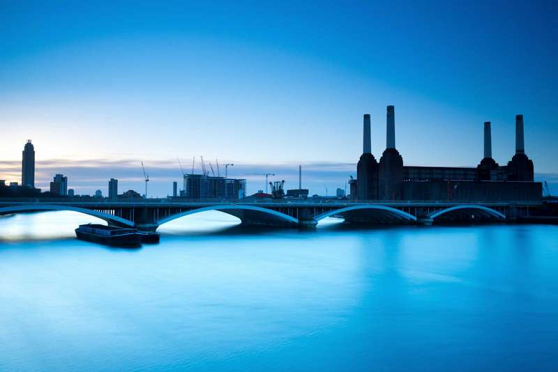 3 Bedrooms Apartment Flat for sale in Boiler House Square, Battersea Power Station, Battersea, London, SW8