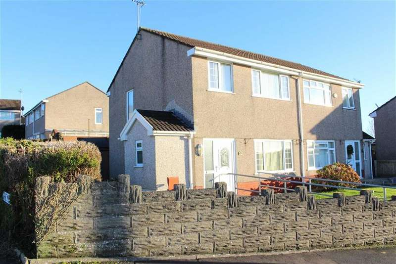 3 Bedrooms Semi Detached House for sale in Howells Road, Dunvant