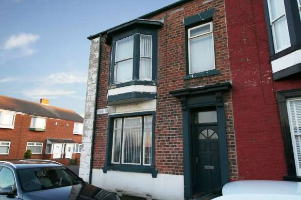 3 Bedrooms Terraced House for sale in Friar Terrace, Hartlepool, Cleveland, TS24 0PF
