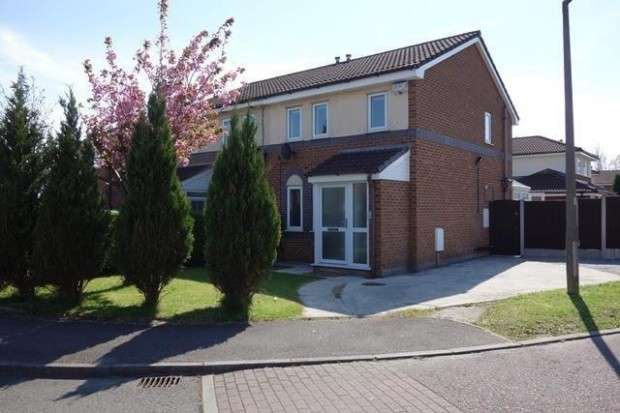 3 Bedrooms Semi Detached House for sale in Buckingham Avenue, Preston, PR1