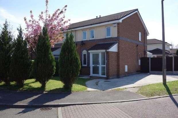 3 Bedrooms Terraced House for sale in Buckingham Avenue, Preston, PR1