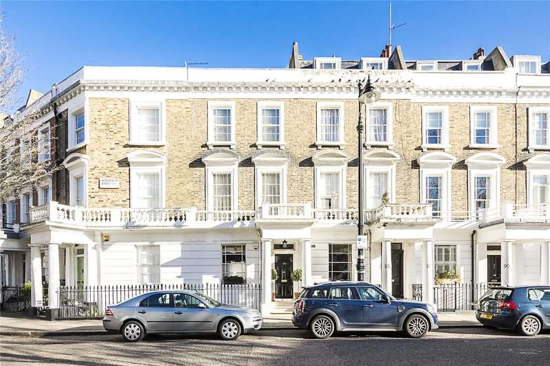 5 Bedrooms Terraced House for sale in Winchester Street, London, SW1V