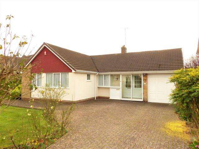 3 Bedrooms Bungalow for sale in Martin Road, Walsall