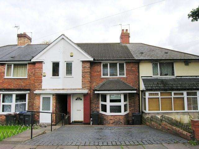 3 Bedrooms Terraced House for sale in Tansley Road, Kingstanding