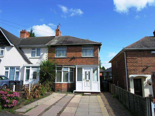 3 Bedrooms Terraced House for sale in Crayford Road, Kingtanding