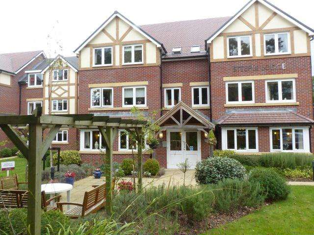 1 Bedroom Apartment Flat for sale in Steeple Lodge, Church Road, Boldmere