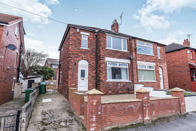3 Bedrooms Semi Detached House for rent in Dunhill Rise, Leeds, LS9