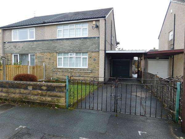 3 Bedrooms Semi Detached House for sale in Enfield Walk, Bradford