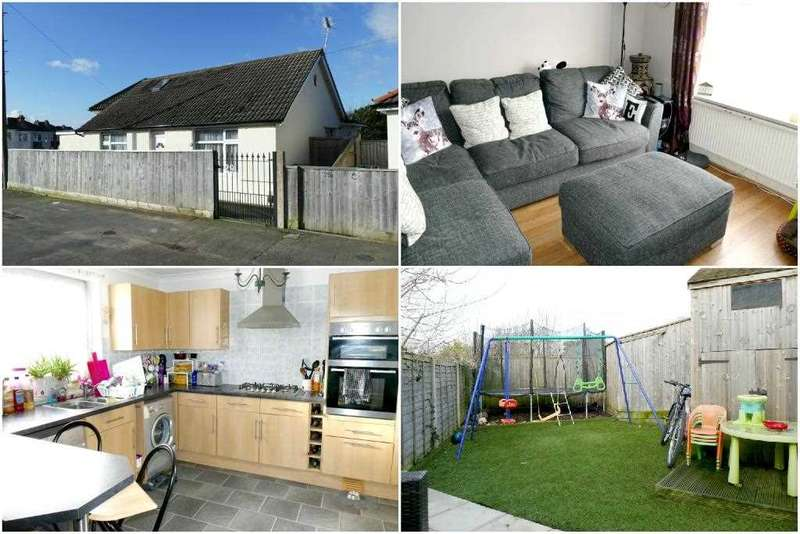 4 Bedrooms Detached Bungalow for sale in Howeth Road, Bournemouth