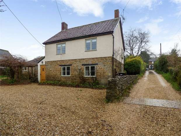 4 Bedrooms Detached House for sale in Barrington, Ilminster, Somerset