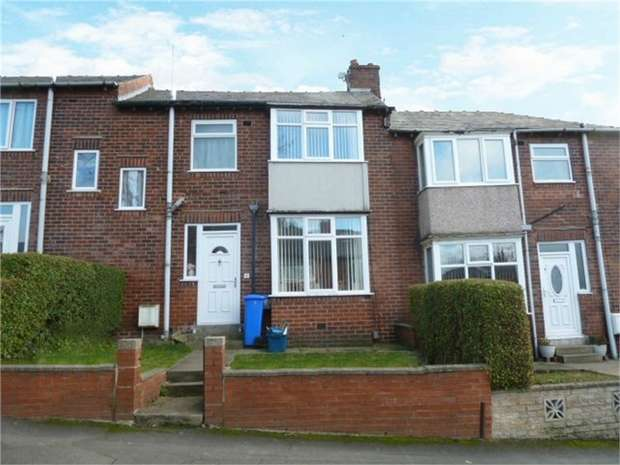 3 Bedrooms Terraced House for sale in Larch Hill, Sheffield, South Yorkshire