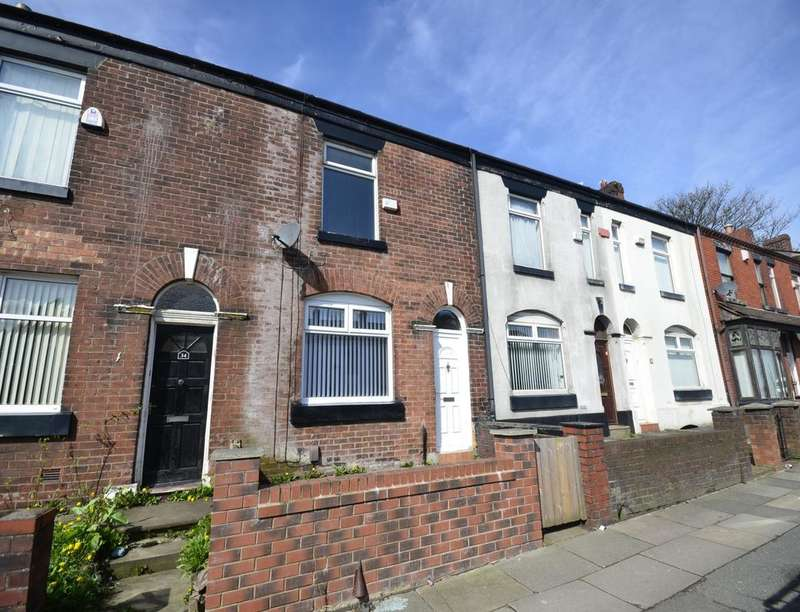 3 Bedrooms Property for sale in Worsley Road, Farnworth, Bolton, BL4