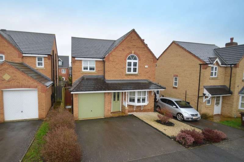 4 Bedrooms Detached House for rent in Newmarket Close, Corby, NN18