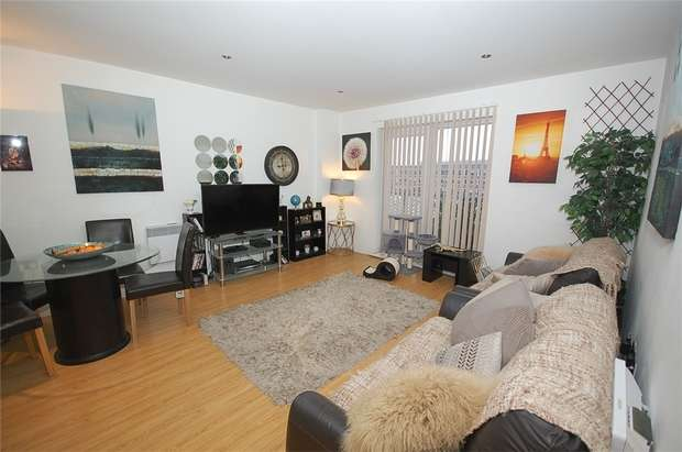 2 Bedrooms Flat for sale in X Q 7 Building, Taylorson Street South, SALFORD, Greater Manchester
