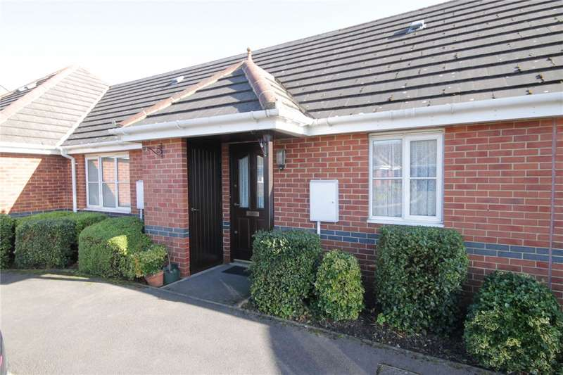 2 Bedrooms Retirement Property for sale in Meadow Rise, Consett, County Durham, DH8